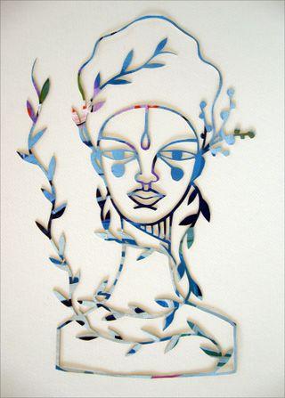 Canvaswoman